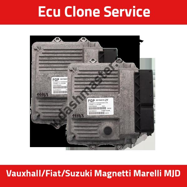 Cloning Ecu