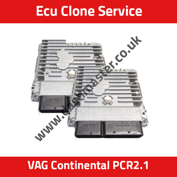 ECU CLONE SERVICE: VAG Continental/Siemens PCR2 1